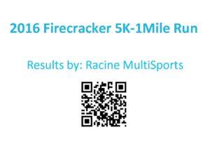 2016 Firecracker 5K QR Code